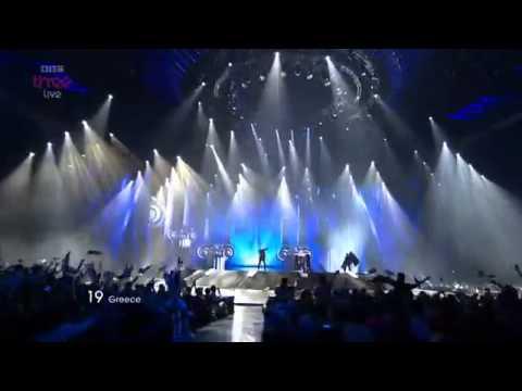 Евровидение 2011 Греция Шестое Место