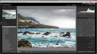 Lightroom 5 Praxisvideo 1: Teneriffa - Verlaufsfilter und Radialfilter in Action