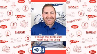 NSTV | 11 Things Your Agent Must Be Doing To Market Your Home