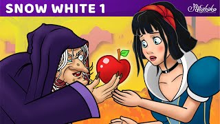 Download lagu Snow White Series Episode 1 of 5 The Seven Dwarfs Fairy Tales and Bedtime Stories For Kids MP3