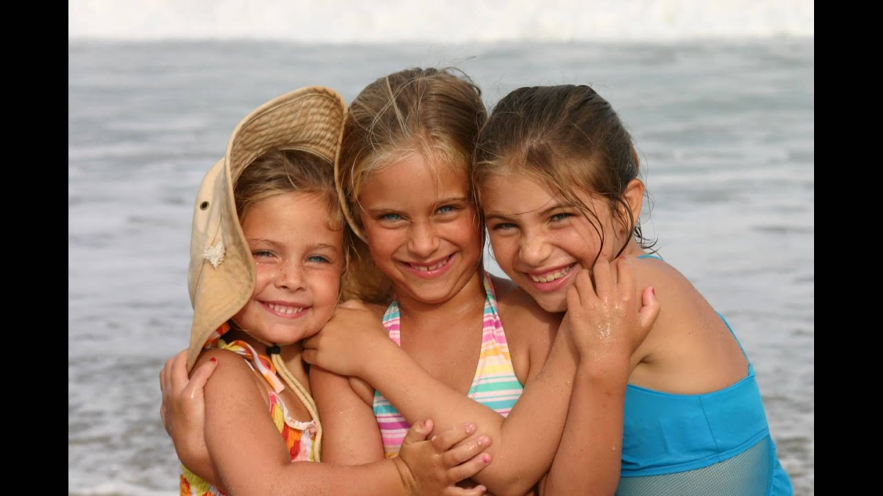 Girls in their Summer Clothes, Belmar NJ style - YouTube