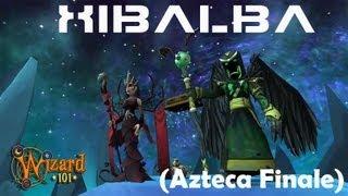 Xibalba Finale: Last Dungeon of Azteca