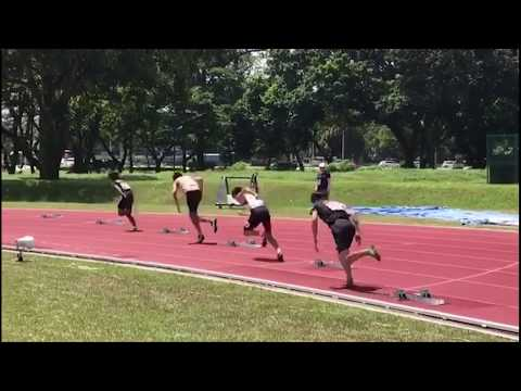 My First Competition in Track & Field | Get Active! SG 2017