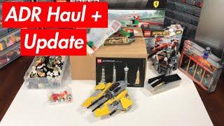 LEGO Toys R Us Haul + Update
