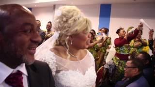 EYINDI NA BXL MARIAGE INEDIT DE BINTU NGIMBI & JENNY JUSTICIA thumbnail