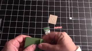 Tic Tac Mini- Matchbook