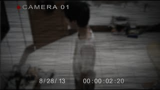 Free After Effects CCTV/Security Camera Template