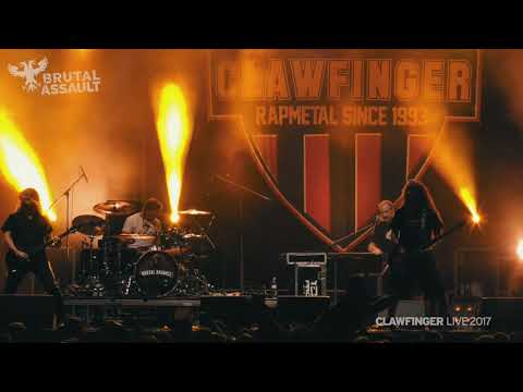 Brutal Assault 22 - Clawfinger (live)