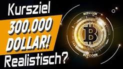 Bitcoin in 5 Jahren bei 300.000 Dollar?