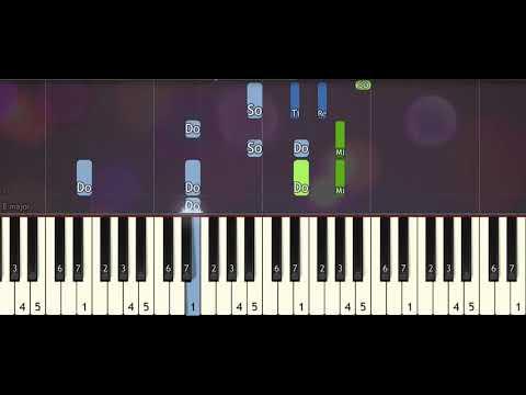 Kawaranai Mono – The Girl Who Leapt Through Time OST – Virtual Piano Lesson
