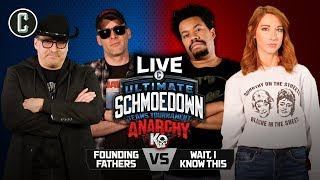 Rocha/Murrell VS Howard/Marshall - Movie Trivia Schmoedown LIVE!!