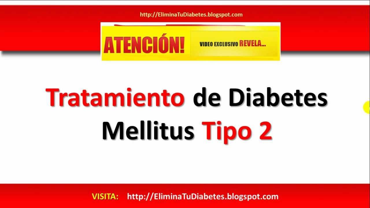 Tratamiento De Diabetes Mellitus Tipo 2: Consejos Para