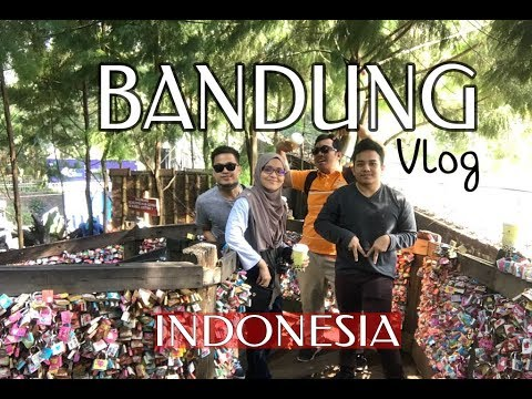 The Beauty of Bandung | Indonesia