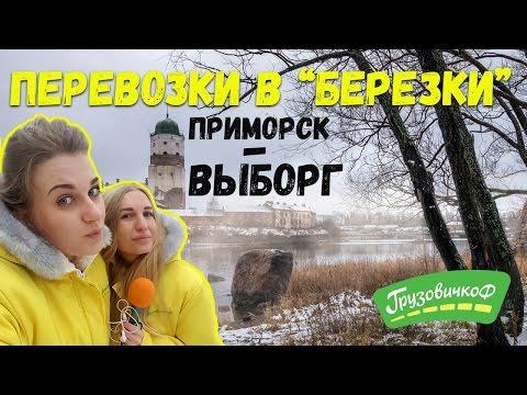 Перевозки в «Берёзки». Приморск-Выборг. Выпуск №3