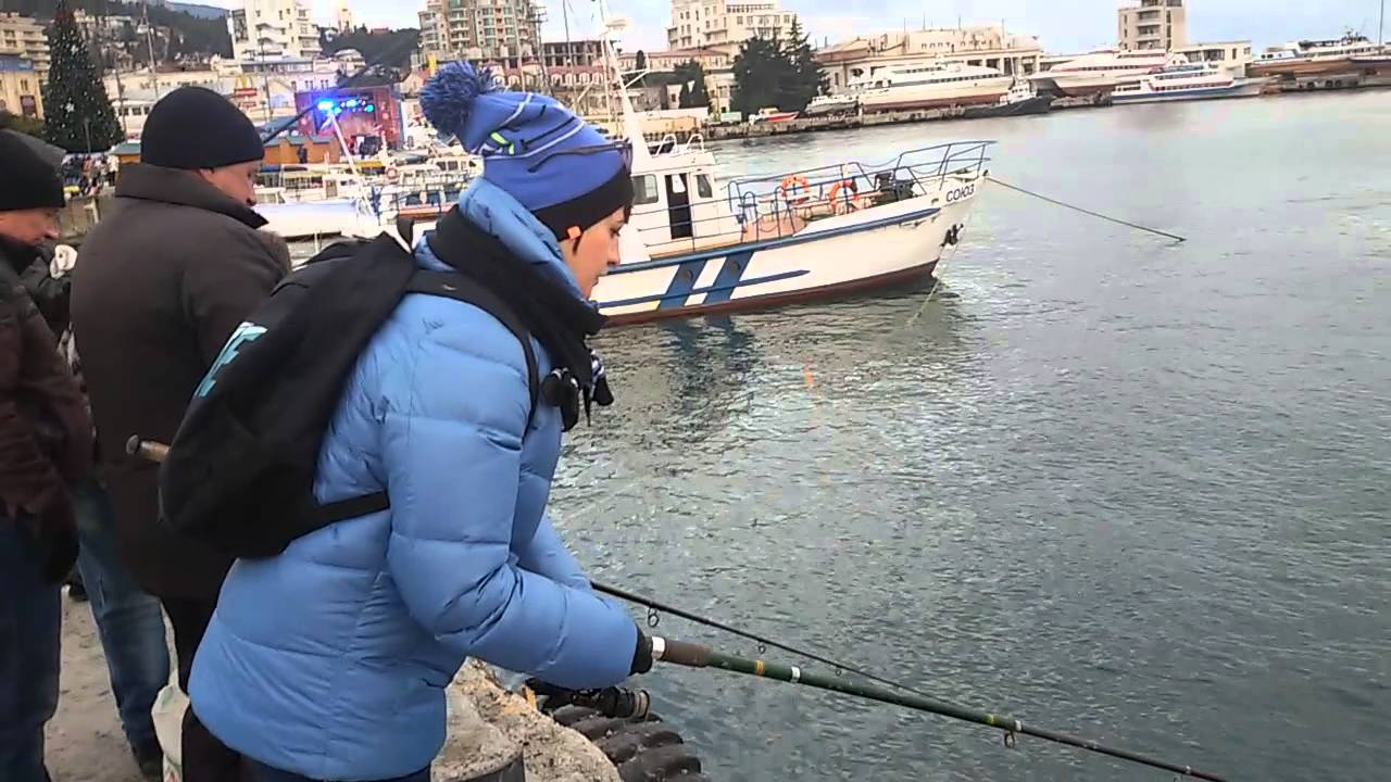 Платная рыбалка в ялте