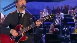 Eric Clapton - Reconsider Baby (Live on Later... with Jools Holland // 1995)