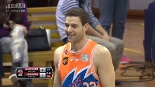 Jimmer Fredette 30 Points vs Shenzhen Leopards | Full Highlights | January 4, 2017