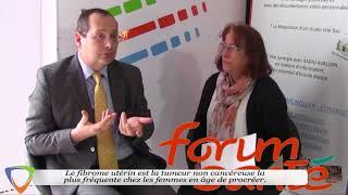 Forum Santé - Fibrome utérin