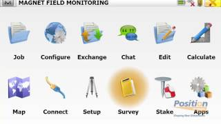 HOW TO: Monitoring with MAGNET survey software Part 1