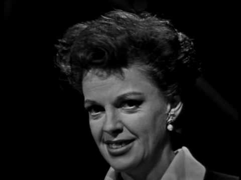Judy Garland - When The Sun Comes Out (Live)