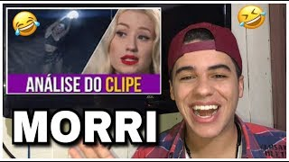 Baixar REACT Iggy Azalea Analisa: The Light is Coming (Diogo Paródias)