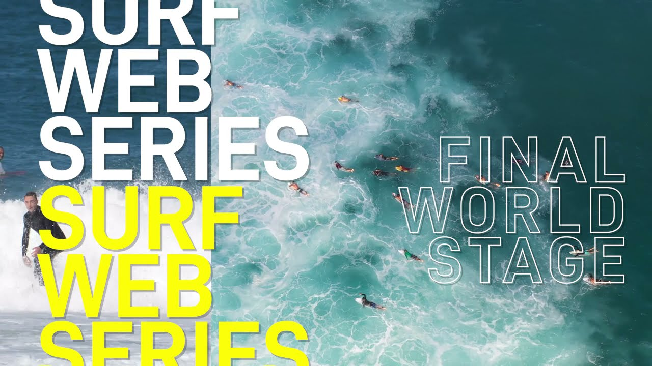 SWS BEGINS ITS COUNTDOWN TOWARD ONLINE WORLD SURF CHAMPIONSHIP E-PRO GLOBAL FINAL