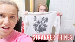 TAKING BETS & STRANGER THINGS CONTROLS MY DAY | Family 5 Vlogs
