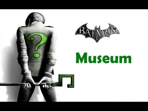 hqdefault?sqp= oaymwEiCKgBEF5IWvKriqkDFQgBFQAAAAAYASUAAMhCPQCAokN4AQ==&rs=AOn4CLDdw6z5rfZ7UkGJ_PbyooMapRLluA batman arkham city riddler trophies in the gladiator pit (museum