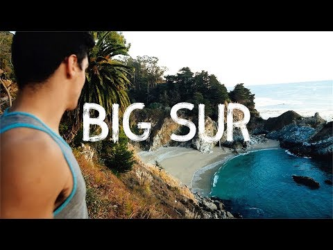 California Adventures: Big Sur