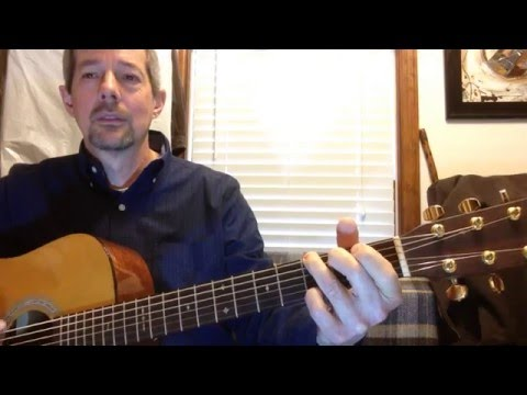 how to play bad bad leroy brown guitar lesson