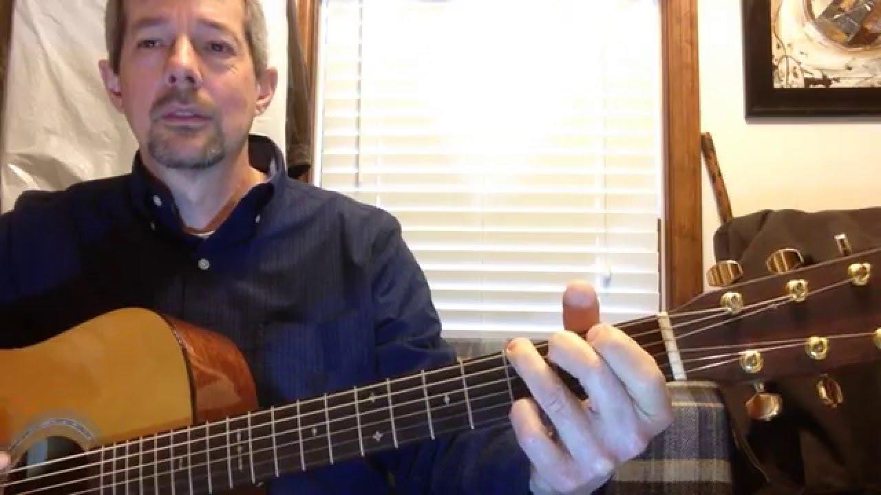 how to play pamela brown guitar