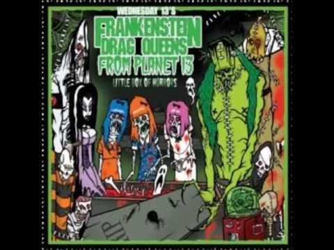 Frankenstein drag queens from planet 13 - Scary Song