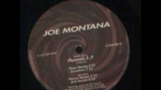 Joe Montana Plasmatic Britt Mix Out Rec 1993