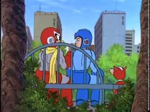 Mega Man Season 2 Episode 24 English