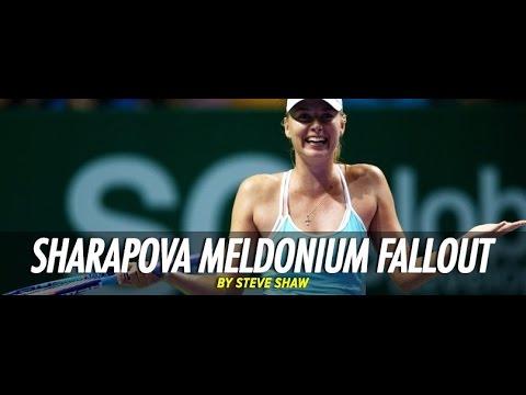 Maria Sharapova Meldonium Fallout   How Long Should She Be Banned?   Tiger Fitness