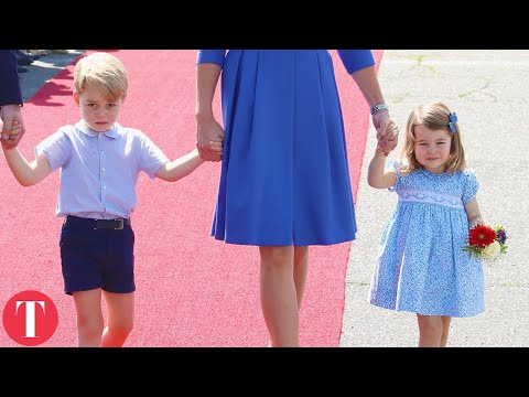 15 Unique Parenting Rules Of The Royal Family