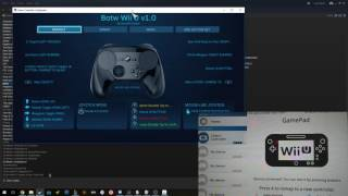 Using the Steam Controller on your Wii U (Real Hardware, not Cemu)