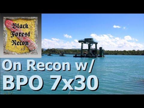 Black Forest Recon 18-4 (KOMZ BPO 7x30 Binoculars)