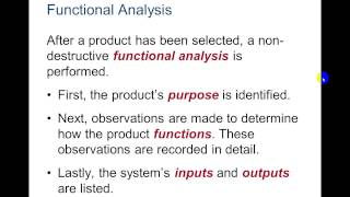 Functional Analysis PowerPoint Video