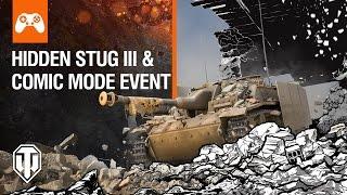 World of Tanks Console - Dark Horse Hidden Stug III Arrives
