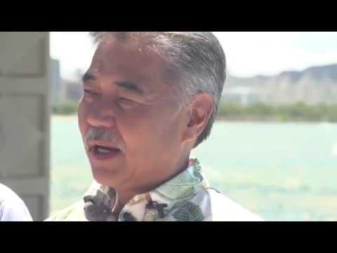 Sierra Club endorses David Ige