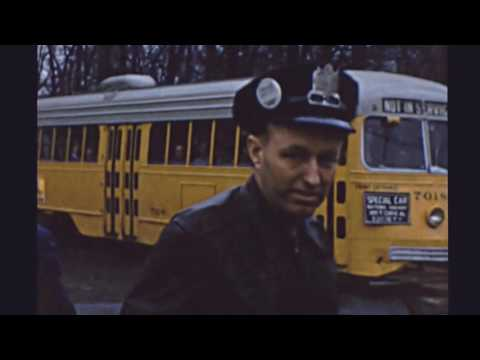 Sell 103 1955 NRHS Baltimore Convention-- City Market and Trolleys