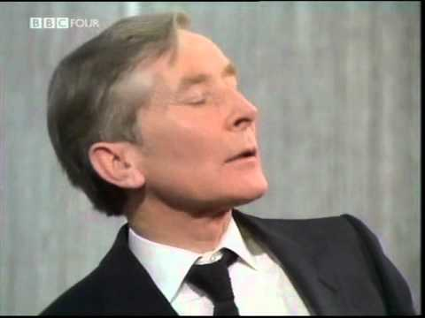 Kenneth Williams: Edith Evans Anecdote