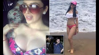 El Chapo's wife is living the life of luxury as the Mexican drug lord sits in prison