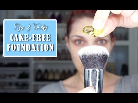 Tips & Tricks to AVOID Cakey Foundation