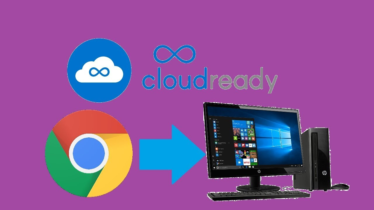 Trying Out CloudReady by Neverware!