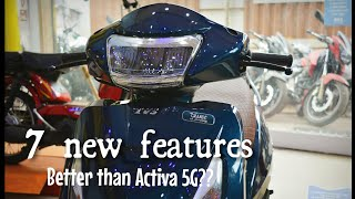 New TVS Jupiter Grande with all new features full review || Better than Honda Activa??|| TN Auto