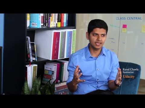 Kunal Chawla of Udacity Interview - Target students