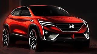 2021 HONDA HRV ALL-NEW NEXT GENERATION | BEST REDESIGN SUV FOR 2022 LAUNCHING RUMORS