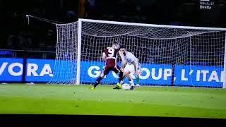 Toro-Cosenza gol di Belotti